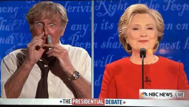 trump-sniffing-glue