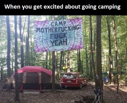 funny-camping-excited-sign